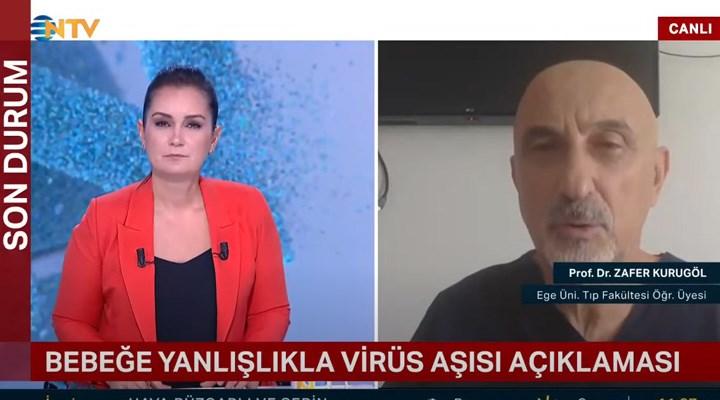 'Bebeklere aşı' tartışması: Prof. Dr. Kurugöl, sözlerine açıklık getirdi