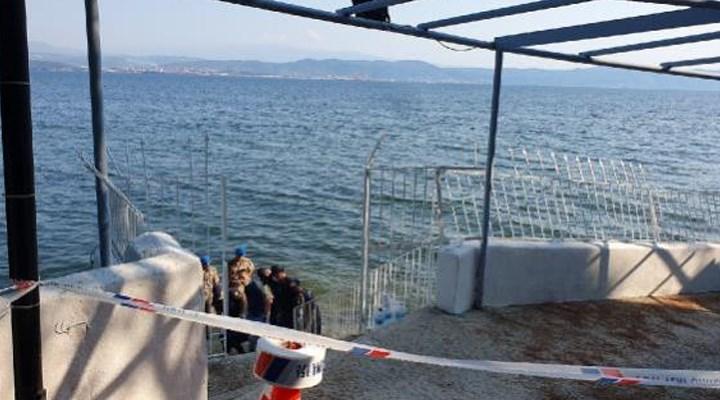 Bursa'da denizde bir kadının cansız bedeni bulundu