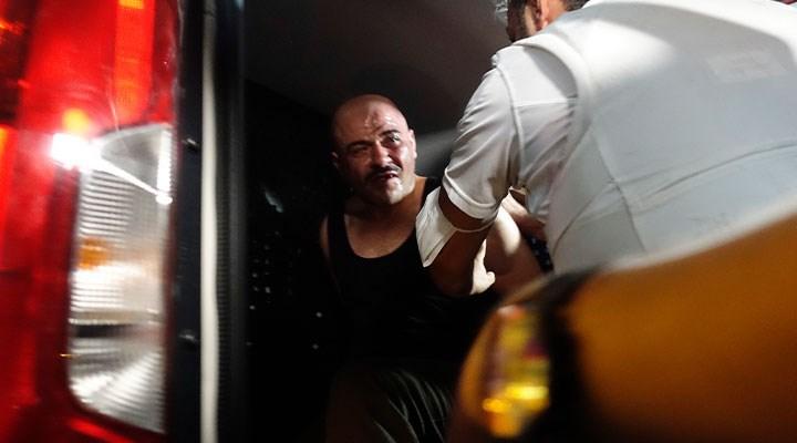Bursa'da kız kardeşlerini rehin alan bir erkek etrafa rastgele ateş açtı