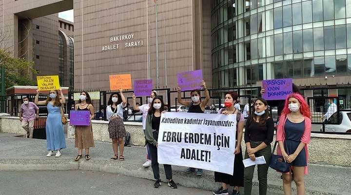 Ebru Erdem davası: Cinsel istismardan 8 yıl hapis, cinayetten beraat kararı