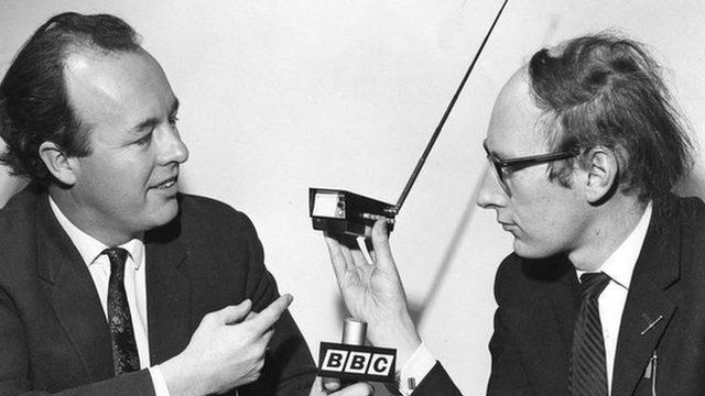 Sinclair, minyatür bir TV de icat etmişti.