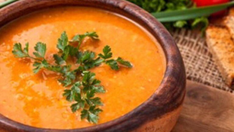 Ezogelin Çorbası Kaç Kalori? Ezogelin Çorbasının Protein, Vitamin Ve Besin Değerleri