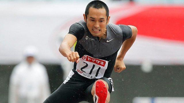 Engelli koşucu Dai Tamesue emekli olduktan sonra işinin yaşamındaki yerini gözden geçirmiş.