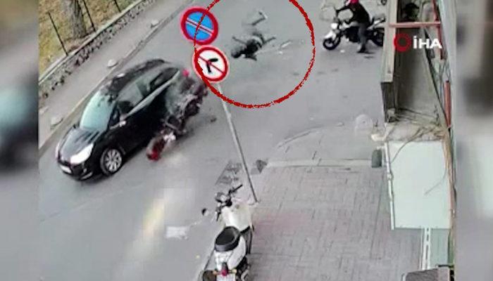 Kadıköy'de kazaların meydana geldiği 'Ölüm sokağı'na vatandaşlardan tepki