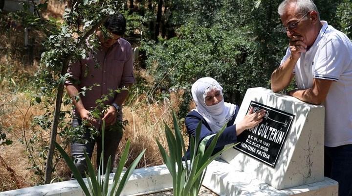 Pınar Gültekin'in annesi: Ayaktayız ama biz ölüyüz
