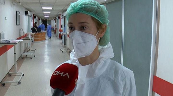 Prof. Dr. Ayşe Özcan: Yoğun bakım hastalarının yarısı aşısız